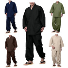 Japanese Traditional Working Wear Clothing SAMUE Relax Wear Polyester Japan New!
