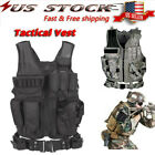Tactical Vest Breathable Military Army Molle Combat CS Field Training US T1P7