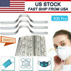 Kyпить Nose Bridge Strip Aluminum Wire Adhesive Metal for DIY Making Face Mask US STOCK на еВаy.соm