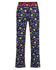 "MENS PYJAMA BOTTOMS CHRISTMAS THEME EX UK STORE ""MERRY WHATEVER"" PJ LOUNGE PANTS"