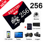 New High Speed Memory SD Card 256GB Class10 4K Flash Card Memory Micro TF Card