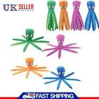 8Legs Octopus 8 Legs Soft Stuffed Plush Squeaky Sounder Pet Dog Squeakers Toy UK