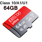 64GB 128GB 256GB Micro Memory SD Card 275MB/S Class10 Flash TF Card with Adapter