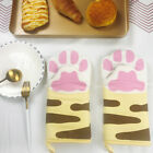 Cat Paw Oven Mitt Long Cotton Baking Insulation Gloves Microwave Heat Resistant