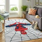 Spiderman Living Room Area Carpet Living Room Rugs Fn301022