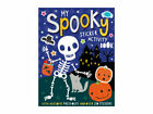 Halloween Activities With Stickers Sweets and Treats