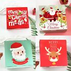 Hello Christmas Design Chocolate Pack Gift Treat Boxes Gift Wrap Candy  Storage