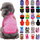 Puppy Cat Dogs Jumper Outdoor Pet Hoodie Jumpsuit Coat Sweater Winter Clothes US