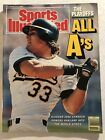 1988 Sports Illustrated OAKLAND A's JOSE CANSECO Powers A's WORLD SERIES N/Label