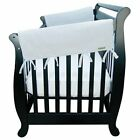 Trend Lab Waterproof CribWrap Rail Cover - For Wide Side Crib Rails Made to F...