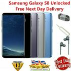 Samsung Galaxy S8 64gb Android Unlocked Mobile Phone Uk Warehouse
