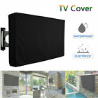 Outdoor Television Dustproof Protective Cover Hood Home For 30'' to 32'' TV