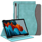 Case for Samsung Galaxy Tab S7 11'' 2020 Stand Cover w/ Pocket Auto Sleep Wake