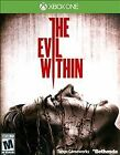 The Evil Within (Xbox One, 2014) | Complete / no scratches / no stickers NICE