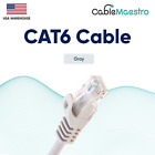 CAT6 Ethernet Internet Cable LAN Network Modem Router Patch Cord 1.5-100FT Lot