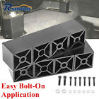 1'' To 2'' CNC Billet Spacers Seat Risers Lift Kit For Jeep Wrangler TJ 2WD 4WD