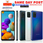New Samsung Galaxy A21s 64 Gb Latest Android Smart Phone 4 Colours Uk Seller