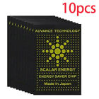 1-10x Anti Radiation Shield Stickers EMF EMR Energy Saver for Cell Phone Laptop