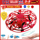 Mini Drone Quad Induction Levitation UFO Kids Drone Flying Toy Hand Controlled