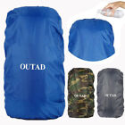 Protable 300D Oxford Fabric Waterproof Backpack Travel Outdoor Camping Dust Bag