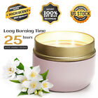 Scented Candles Aromatherapy Long Lastings Soy Candles for Home Scented 2 Wicks