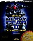 Heavy Gear 2 Official Strategy Guide (Brady Games Strategy Guides) BradyGames P