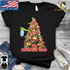 The Grinch Hand Holding Mask Christmas Tree 2020 Sweater