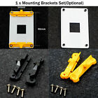 For A320 B350 B450 X370 X470 Motherboard Heat Sink Cooler Mounting Brackets Kit