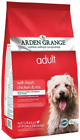 Arden Grange Adult Dry Dog Food Chicken And Rice Normally Diet Active Dogs New