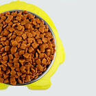 Non-slip Cat Double Bowls Raised Stand Pet Food Water Bowl Cats Dog Feeder YW