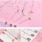 Marker Clip School Office Supplies Cute Pendant Pagination Mark Metal Bookmarks