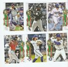 2020 Topps Walmart Holiday Base #1-200 You Pick PYC COMPLETE YOUR SETBaseball Cards - 213