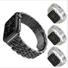 for+Apple+Watch+38+40+42+44+mm+6+5+4+3+2+1+SE+Series+Stainless+Steel+Metal+Strap