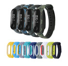 For Xiaomi Mi Band 2 3 4 5 6 Strap Replacement Wrist Bracelet Sport Watch Band