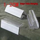 Clear Plastic Table Skirting Clips Wedding Party Tablecloth Skirt Holder Cover