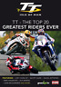 Top 20 Greatest Ever Tt Riders DVD NEW