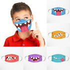 3D Printed Face Mask Fun Face Washable Reusable Cover Protection Outdoor