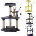 88cm Kitten Cat Climbing Tree Scratching Post Activity Centre Bed Toy Furniture