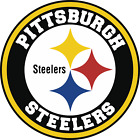 Steelers decals, corn hole set of 2 decals ,Free shipping, Made in USA #