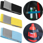 4Pcs Elastic Nylon Strap Innovative Wrinkle Resistant Easy to Use Fixed Tapes