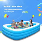 Home Family Swimming Pool Garden Outdoor Summer Inflatable Kids Paddling Pools