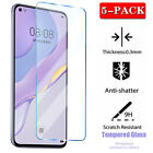 Tempered Glass Screen Protector For Huawei P40 P30 P20 Pro P9 P10 Lite P Smart
