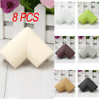 8 PCS Child Baby Safety Protector Table Corner Edge Protection Guard Cushion