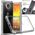 For Motorola Moto G Stylus Power Play 2021 Shockproof Soft TPU Clear Case Cover