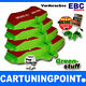 EBC Brake Pads Front Greenstuff For Alfa Romeo 75 162B DP2197