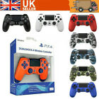 Genuine PS4 Controller PlayStation Game Console DUALSHOCK 4 V2 Wireless Official