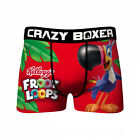 Crazy Boxers Kellogg's Froot Loops Toucan Sam Boxer Briefs Red
