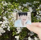 [PRE-ORDER] 2021 BTS X CU OFFICIAL MIRROR T-MONEY CARD TRANSPORTATION CARD PHOTO