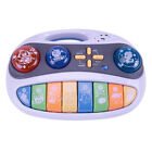 Animal Sound Piano Keyboard Electric Flashing Music Instrument Early-Educational