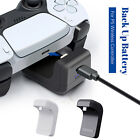 For PS5 Wireless Game Controller Battery Pack 1800mAh Battery Backup Charge Set